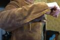 Замшевая куртка Betty Barclay, магазин обуви танго