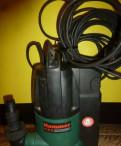 Насос дренажный Hammer Flex NAP250A 250Вт, 6000л