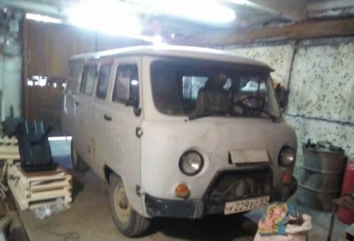 УАЗ 3909, 2007, лада приора универсал 2011