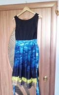 Рваные джинсы с заниженной талией женские, платье