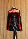 Карнавальный костюм Дьяволесса, платья на выпускной 4 класс с хвостами