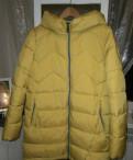 Продам зимнее пальто, одежда с эмблемой фокс, Выборг