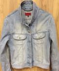 Магазин одежды ребус, куртка джинсовая женская Vigoss р S