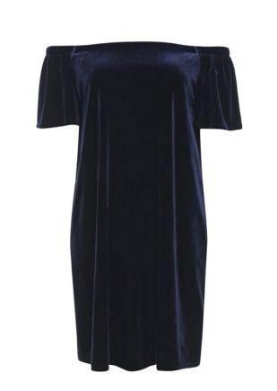Купить одежду odri в интернет магазине, платье синее