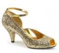 Блестящие, золотые босоножки на низком каблуке, кроссовки адидас модели 2000