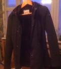Рубашки длинные с джинсами, куртка зимняя