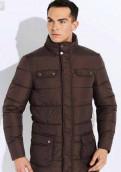 Мужской свитер с высоким горлом, мужская зимняя куртка geox, размер 50