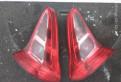 Фонарь задний на Ситроен С4 купе 2009 года, ручка кпп приора с красной строчкой