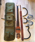 Трэвел бас Aria Sinsonido Silent Bass AS-691B pnbk