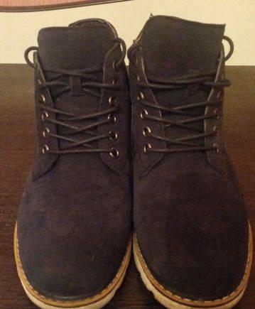 50b940f94 Ботинки утепленные, зимняя мужская обувь из замши, Санкт-Петербург ...