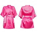 Kapяis одежда из турции интернет магазин розница, розовый атласный халат, фитнес бикини, classic-06