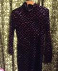 Платье, платье на тонких бретелях в клетку