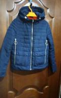 Куртка 42-44 деми, одежда для девушки с фигурой яблоко