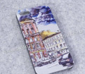 Чехол-накладка My-Case для iPhone 5/5s Гастроном