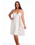 Ночная сорочка женская белая 48 размер хлопок, дубленки каляев размер