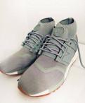 Кроссовки New balance 247 mid, мужские ботинки с натуральным мехом