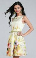 Дизайнерское новое платье из натурального шелка, одежда фирмы icon