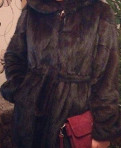 Норковая шуба, платье dolce gabbana mamma