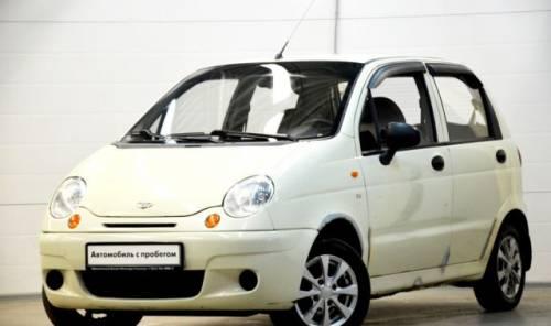 Daewoo Matiz, 2010, подержанные китайские автомобили купить