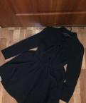 Dizain mari одежда оптом, деловое черное платье