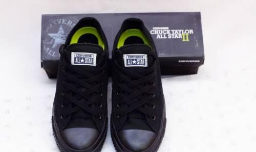 84580bdb2 Купить обувь ламода в интернет, кеды Converse Chuck Taylor All Star II  черные36-45
