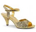 Золотые босоножки на низком каблуке, размеры 41, 42, кроссовки adidas equipment prime, Гарболово