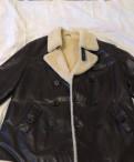 Купить финскую куртку мужскую, дублёнка натуральная