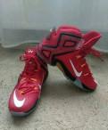 Nike LeBron 12 Elite, зимняя обувь рибок мужские