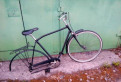 Старый дорожный велосипед