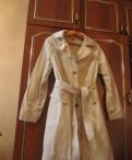 Плащ размер 48-50, платья при узких бедрах