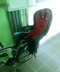 Детское велосипедное кресло Hamax