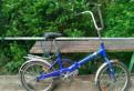 Велосипед, складной, Вырица