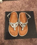 Сандалии новые(Италия), женская обувь фирмы