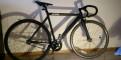 Велосипед Zycle Fix Prime+насос+стоп+туклипсы