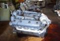 Дигатель ямз-238 с турбиной, Луга