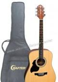 Гитара Акустическая Crafter D-6L / N для левши