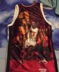 Майка Wade баскетбол, красная куртка найк с японскими символами, Санкт-Петербург