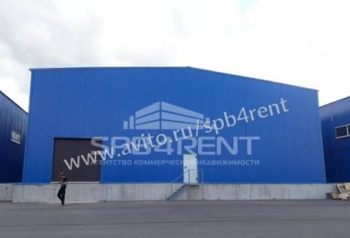 Складские помещения у Всеволожска, 900 м²
