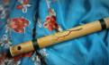 """Большая бамбуковая флейта бансури """"Веточка"""""""