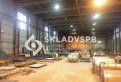 Помещение с кран/балкой 10 тонн, 850 м², Всеволожск