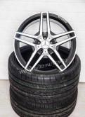 Колеса калина спорт, летний комплект колес AMG Mercedes E/CLS/S/CL R19, Аннино
