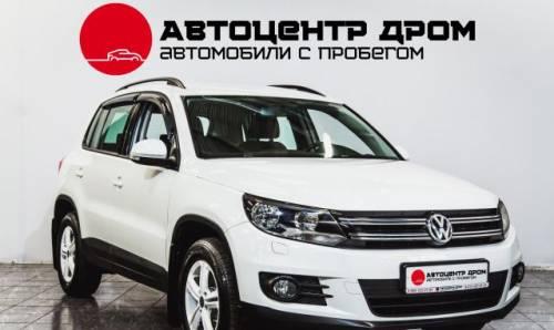 Рено логан универсал цена в россии, volkswagen Tiguan, 2012