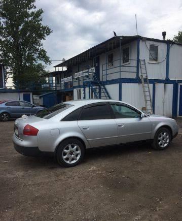 Audi A6, 2001, опель астра stabilitrak