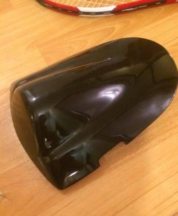 Диски сцепления мопеда карпаты, заглушка заднего сиденья Suzuki gsx r600 750
