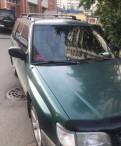 Subaru Forester, 1998, лада калина седан 2 правильный