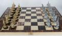 "Шахматы ""Бородино"" 50х60 см, Кузьмоловский"
