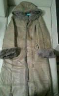 Женская зимняя дубленка, разм. 44-46, кико зимняя одежда купить