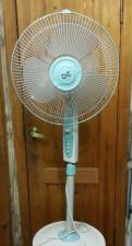 Напольный вентилятор на запчасти