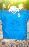 Футболка футбольная майка сборная Голландии, футболки с надписями мужчине