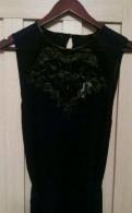 Модная одежда для девушки 20 лет, вечернее платье в пол HM(новое)